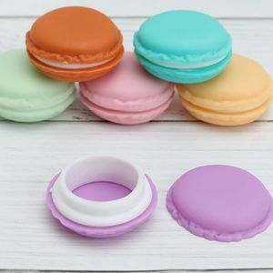 Macaroon Secret Jewelry Trinket Container